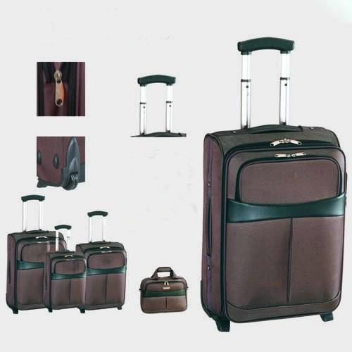 Luggages, EVA Luggages, EVA TROLLEY LUGGAGE