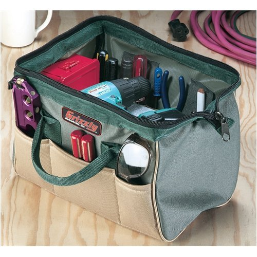 Tough ballistic nylon Hardware tool bag